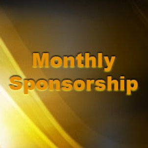 Program Sponsorship - 1 Month