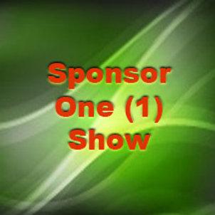Sponsor 1 Show!