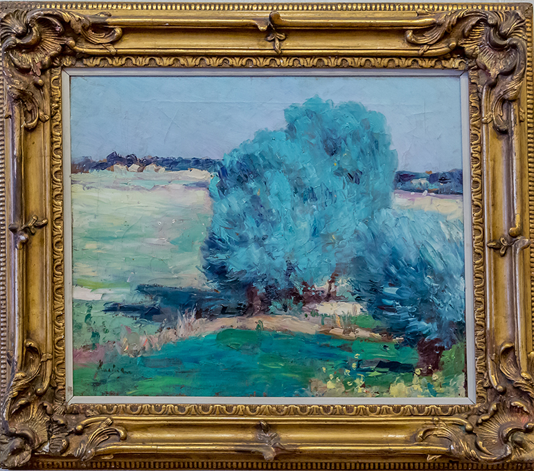 Ştefan Luchian, Willows