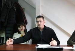 Meeting In Turkish Institute