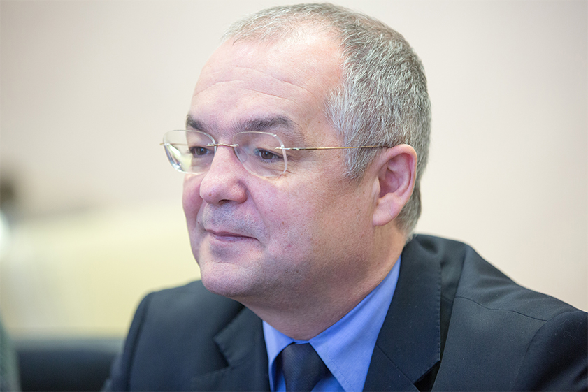 Mayor of Cluj, Emil Boc