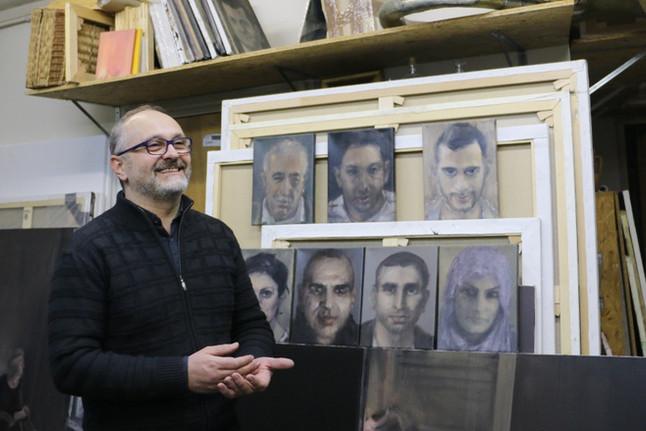 Florin Ştefan's Workshop