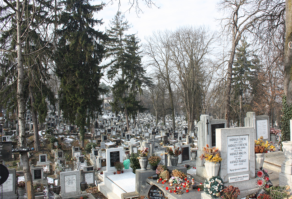 Cluj Cemitery