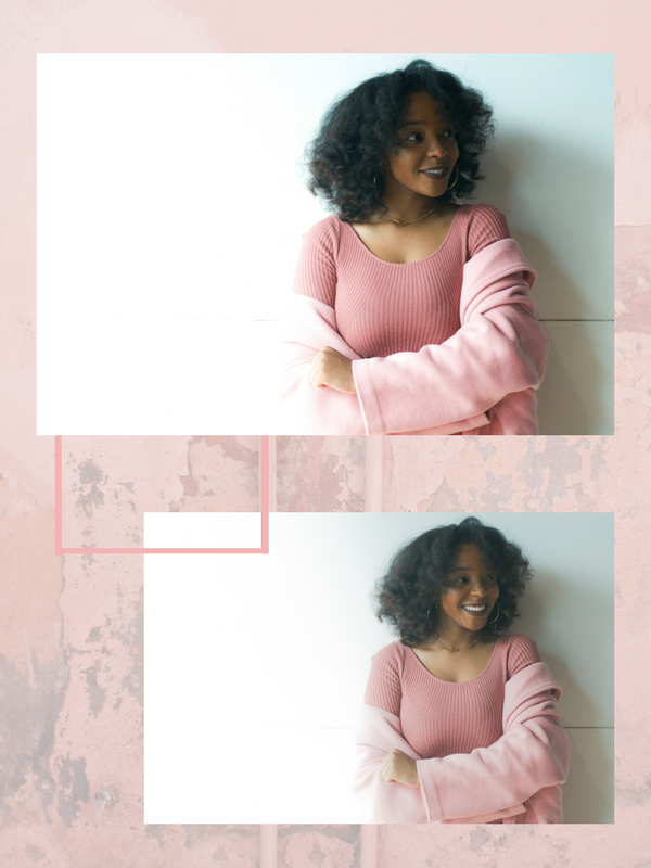 Imani Modus : Millennial Pink