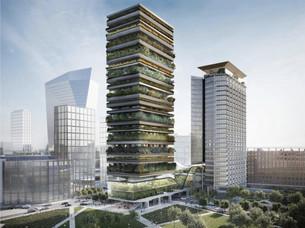 Torre botanica: Milano avrà un nuovo bosco verticale