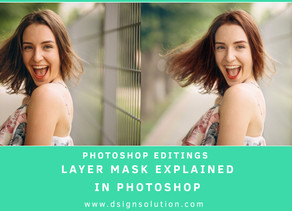 Layer Mask Explained In Photoshop – Perfect For Photograph Edits