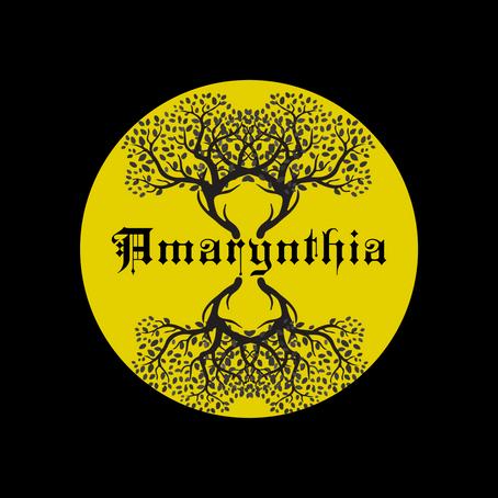 'Walk The Wytchwoods' NEW Album by Amarynthia