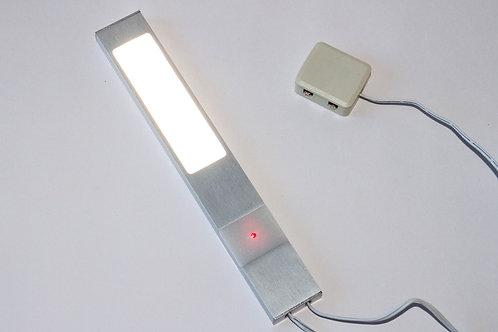 Digitum 24V LED Under Cabinet / Over Cabinet Light -Touch Sensor Aluminium