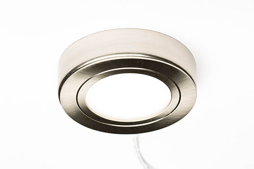 Circum 24V led Surface Mounted / Recessed Light Stainless Steel - Natural White
