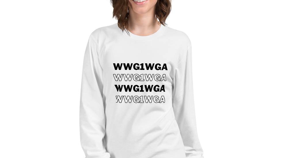 WWG1WGA Long sleeve Tee