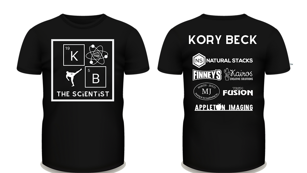 The Scientist: Fight Shirt