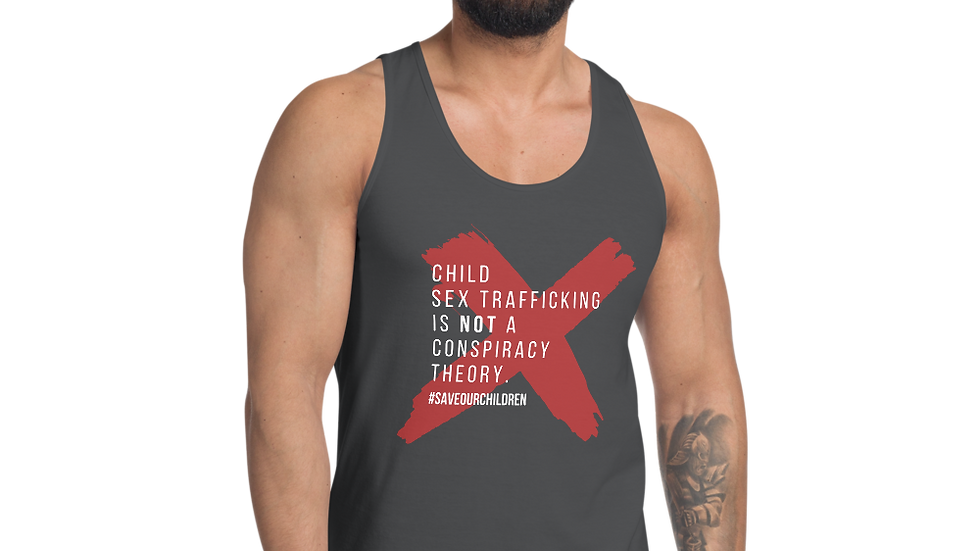 Not A Conspiracy Theory Classic Tank (Unisex)