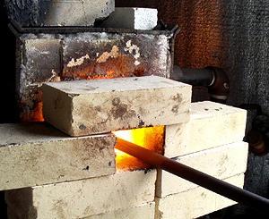 John Horrigan custom forge