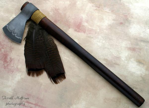 Traditional Wrap Tomahawk