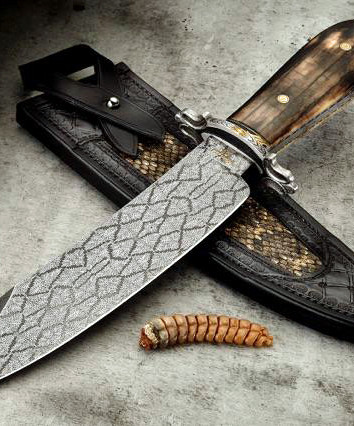 RATTLESNAKE BOWIE
