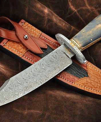 WALRUS AND GOLD BOWIE