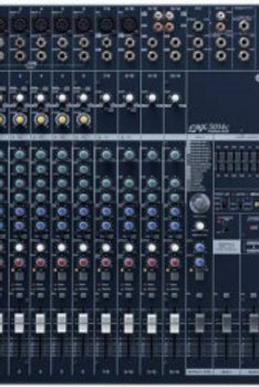 Console amplifiée Yamaha