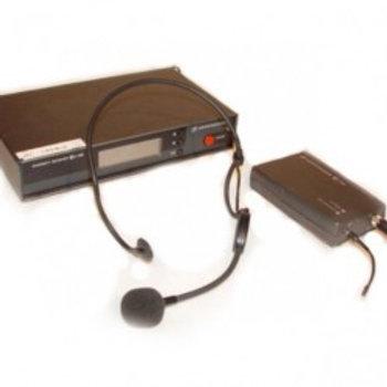 Micro HF SENNHEISER série 100