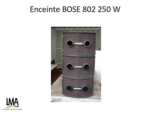 Enceinte BOSE 802 250 W