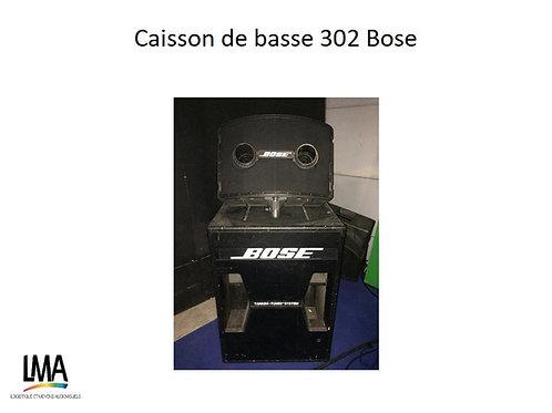 Caisson de basse 302 Bose