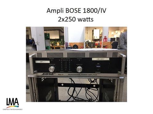 Ampli Bose