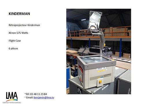 Rétro-projecteur Kinderman 575