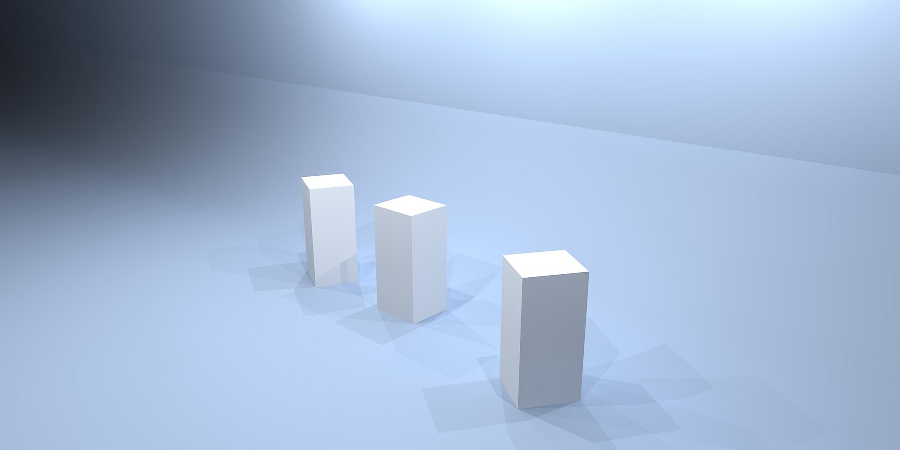 Stèle cube