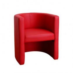 fauteuil-narcisse-alcantara-rouge