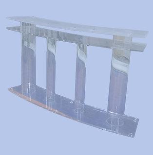 Desk conférence plexiglass
