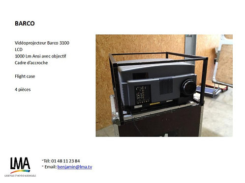 Barco 3100 LCD