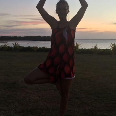 Yoga for noga