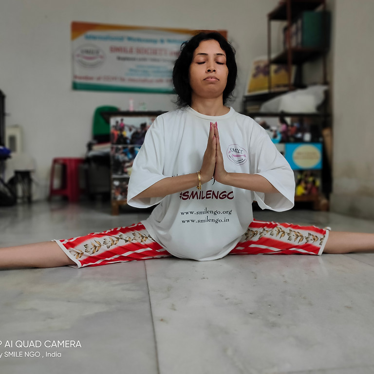 Yoga Workshop in India