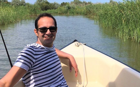 Danube Delta - Tourist