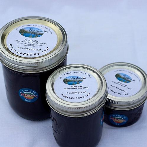 Huckleberry Jam