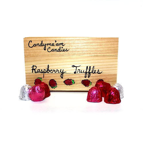 Raspberry Tuffles - Gift Box