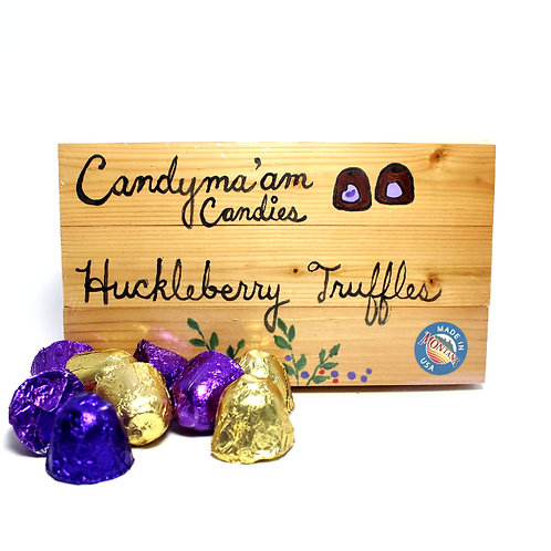 Huckleberry Tuffles - Gift Box