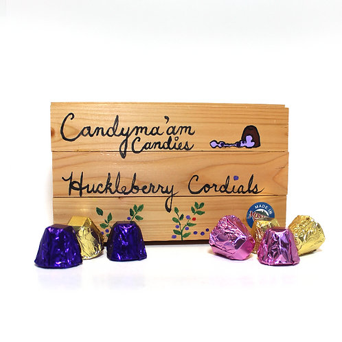 Huckleberry Cordials - Gift Box
