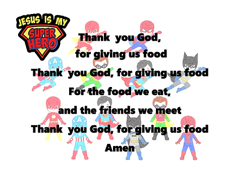 Super Hero Meal Prayer picture.png
