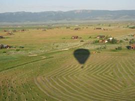 Our Hot Air Balloon Ride!