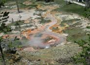 Yellowstone's Painter's Pots