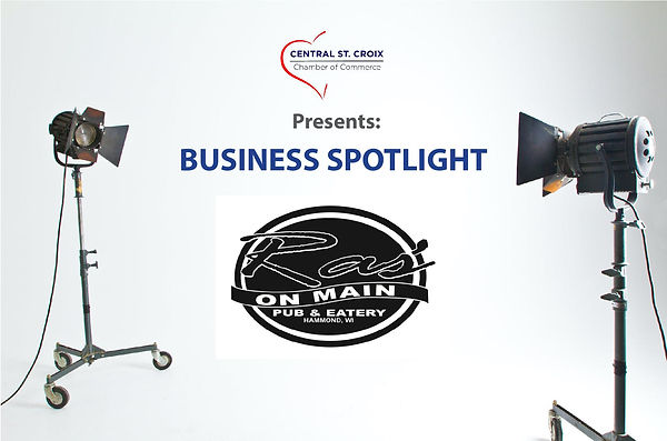 Business of the Month - February Ras on
