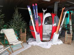 Cabine Ski - Extérieure