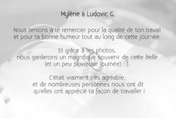 Mylène & Ludovic
