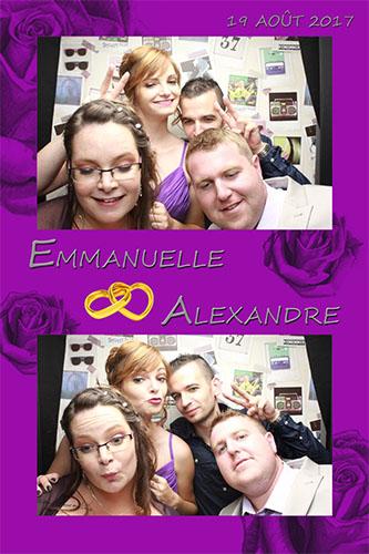Emmanuelle & Alexandre