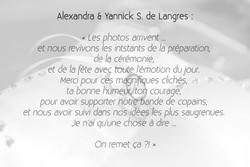 Alexandra & Yannick S