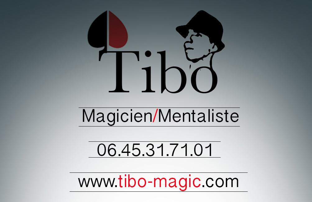Tibo Fino - Magicien