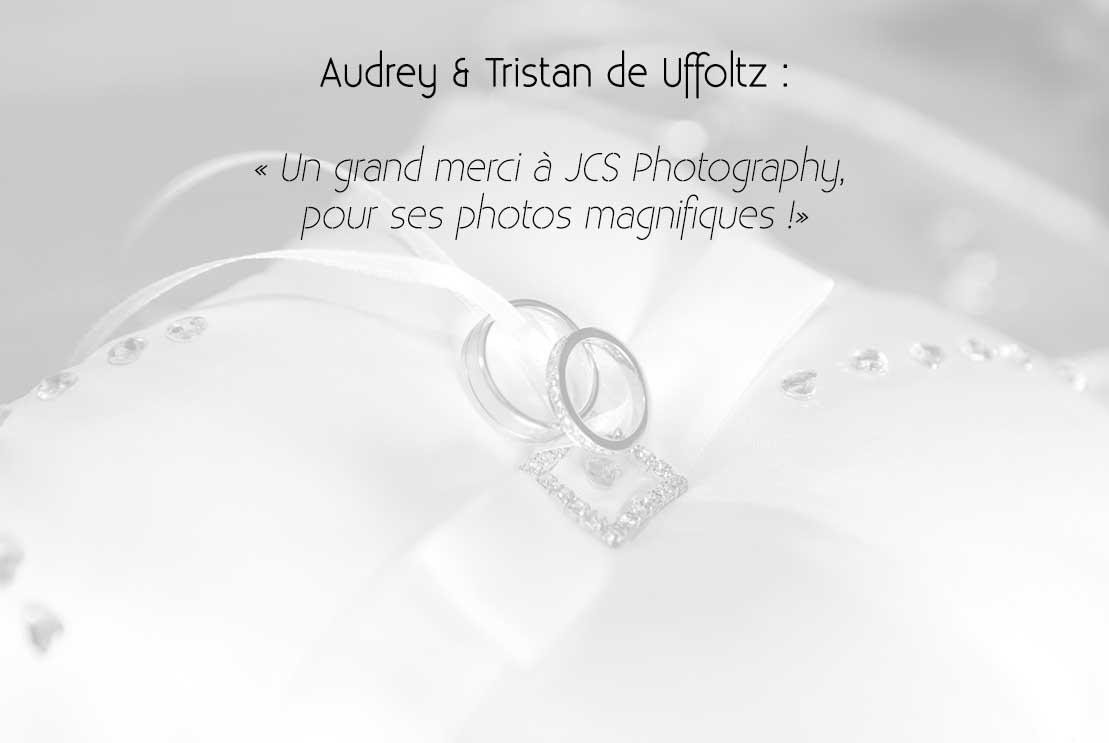 Audrey & Tristan