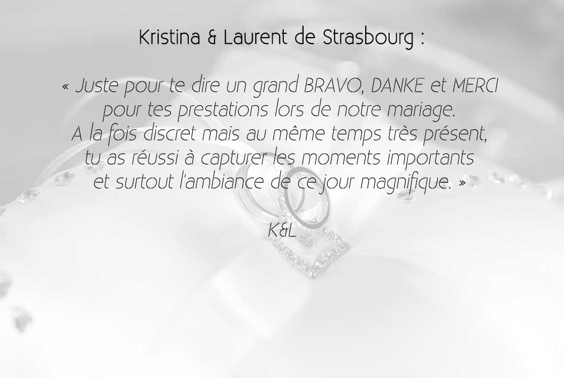 Kristina & Laurent