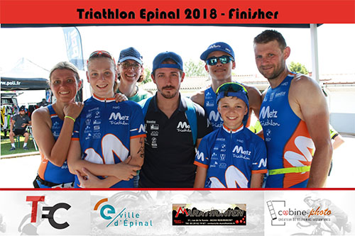 Triathlon Epinal