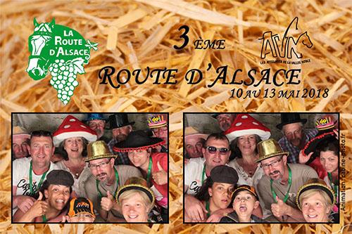 Route D' Alsace